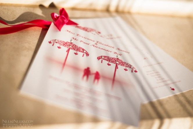 Wedding Invitation Cards With Balinese