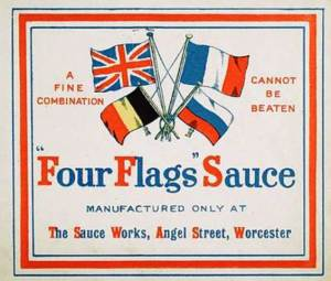 Four Flags Sauce