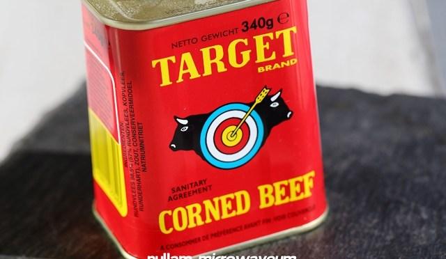 Kornetbief of Corned beef?
