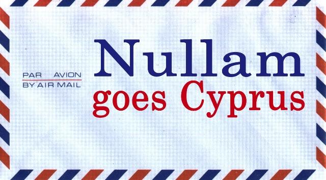 Nullam goes Cyprus: Halloumi