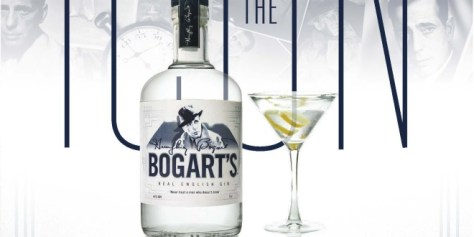 Bogart's Real English Gin v2