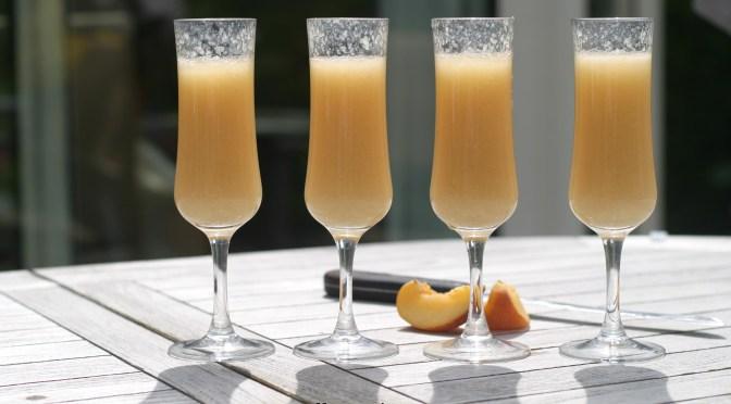 Cocktail Bellini: dé klassieker!