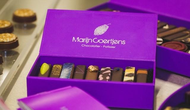 Marijn Coertjens, de nieuwe patisserie-chocolaterie in Gent