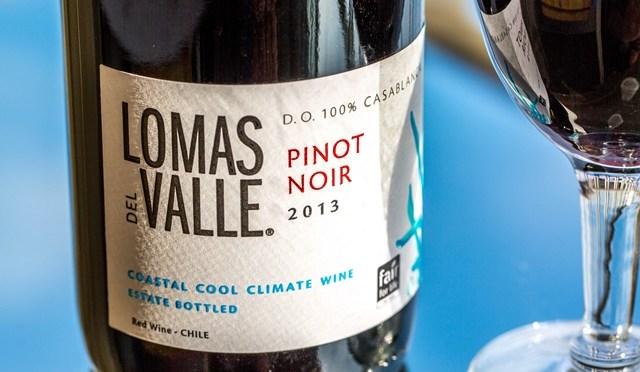 #UNCORKED Lomas del Valle Pinot Noir