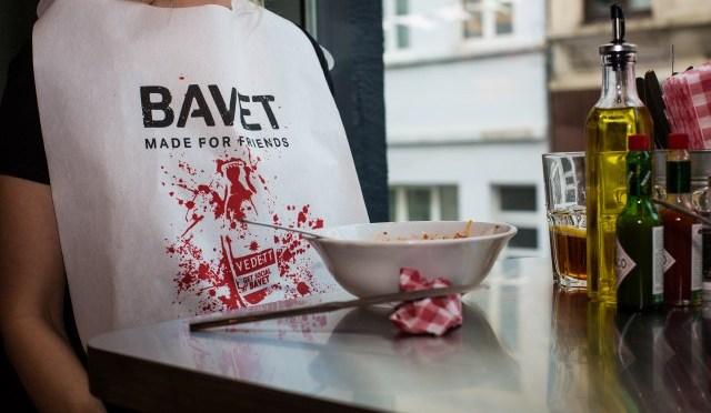 Bavet, fast casual spaghetti