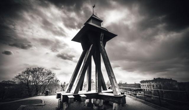 Gunilla klokkentoren in Uppsala
