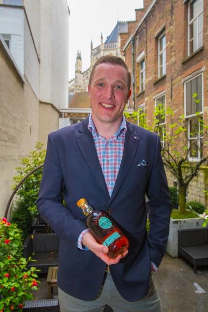 Brand Ambassador Peter O'Connor