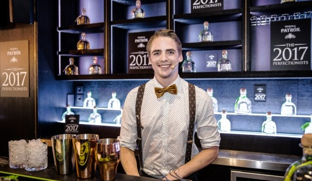 Tim Devriendt wint Patrón Perfectionists cocktailwedstrijd