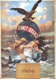 Fernet Branca Aperitivo Digestivo Vintage Poster (1)