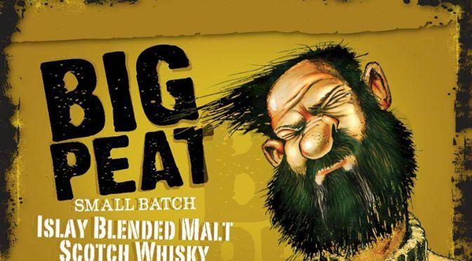 Big Peat 25 Year Gold Edition van Douglas Laing