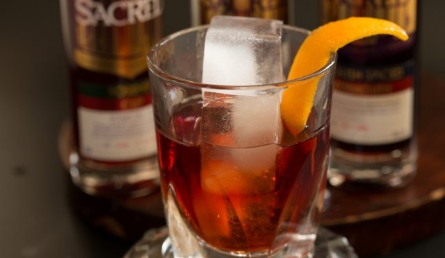 Sacred Gin Negroni