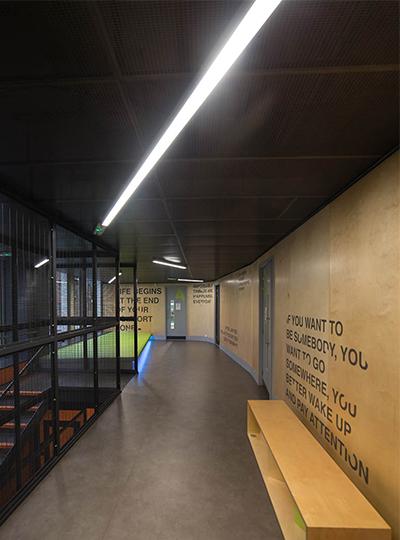 Urdang Performing Arts Academy Nulty Lighting Design