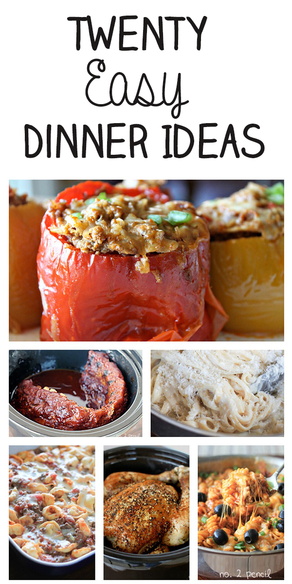 Easy Supper Meal Ideas