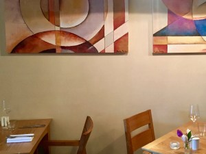 Number 3 Restaurant - Interior 1