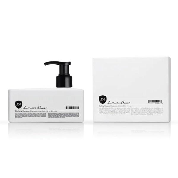 Organic clarifying shampoo 8.5oz