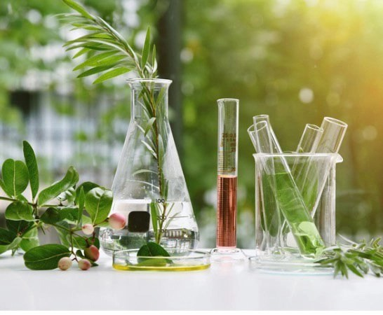 natural organic and scientific extraction