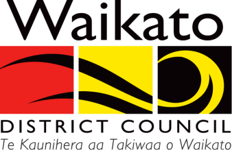 waikato District Council logo