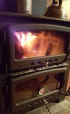 Photo of wood heater