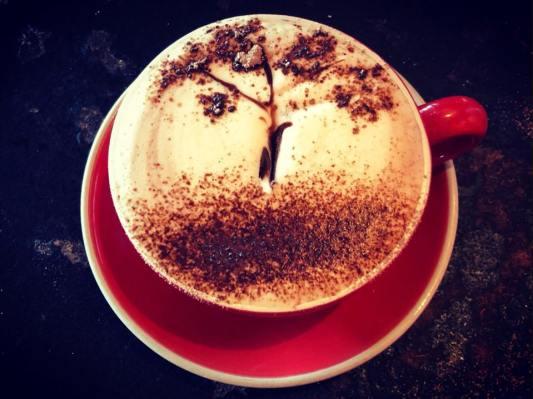 Firepot coffee