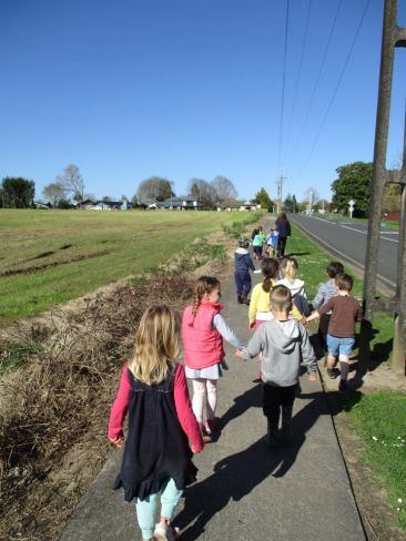 Great Beginnings Gordonton walk