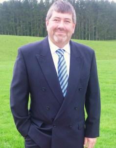 Photo of Allan Sanson