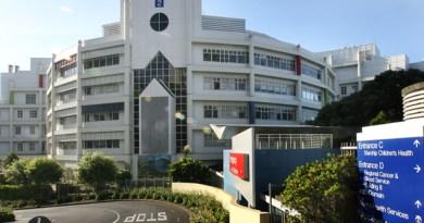 Starship hospital