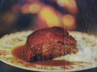 Sticky Date Pudding photo