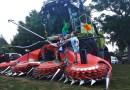 Photo of Gavins tractor