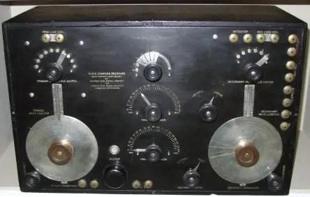 WWI Radio