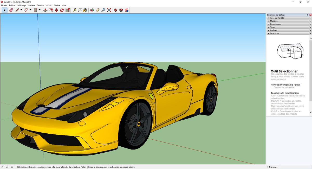 Modelisation 3d Les Meilleurs Logiciels Et Applications