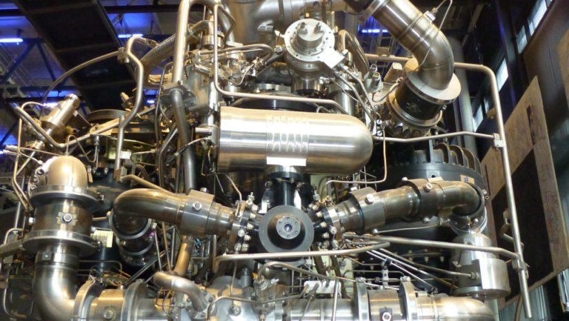 vulcan rocket engine