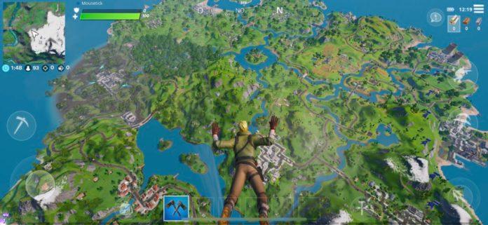 Fortnite Chapter 2 Season 1 New Map Fishing Unpublished