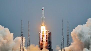 La Nasa n'a pas du tout apprécié le retour incontrôlé de la fusée chinoise Longue-Marche 5B