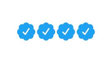 comment obtenir un badge bleu