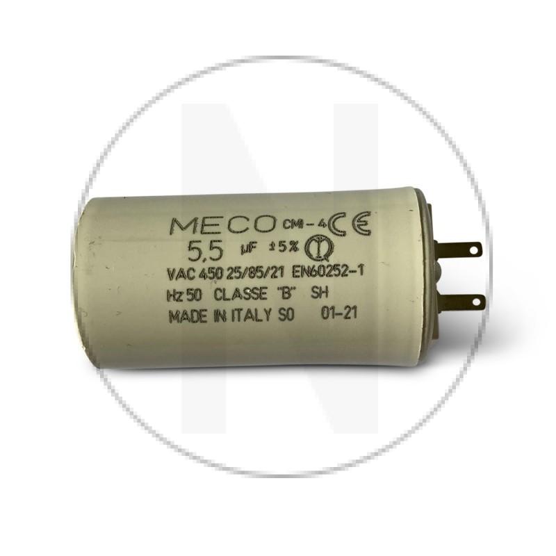 Condensateur Pour Volet Roulant Somfy 5 5 µf Icar