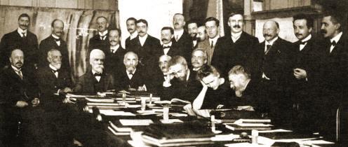 İlk Solvay Konferansı 1911