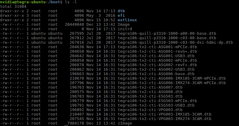 Real Time Kernel On Nvidia Jetson TX2 – Numerickly