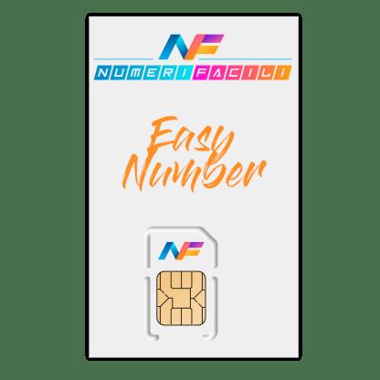 categoria easy number