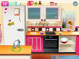 application l ecole de cuisine de sara