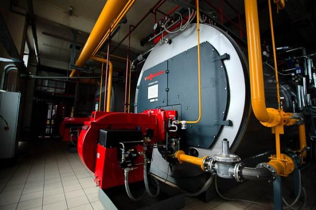 Диспетчеризация энергоцентра завода Соки Нидан, в Москве