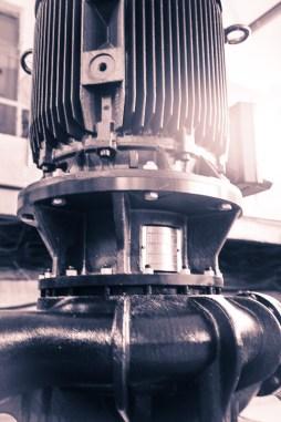 Диспетчеризация насосной станции городского водоснабжения
