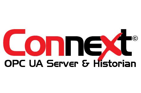 Connext Progea communication driver opc-server
