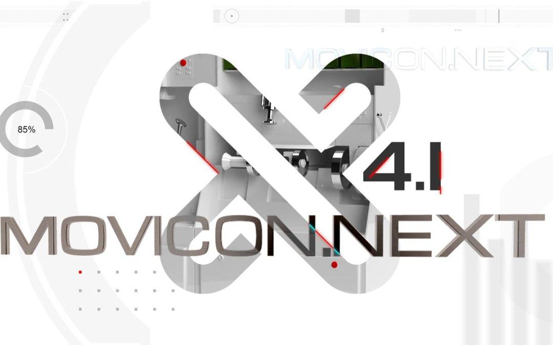 Новая версия Movicon.Next