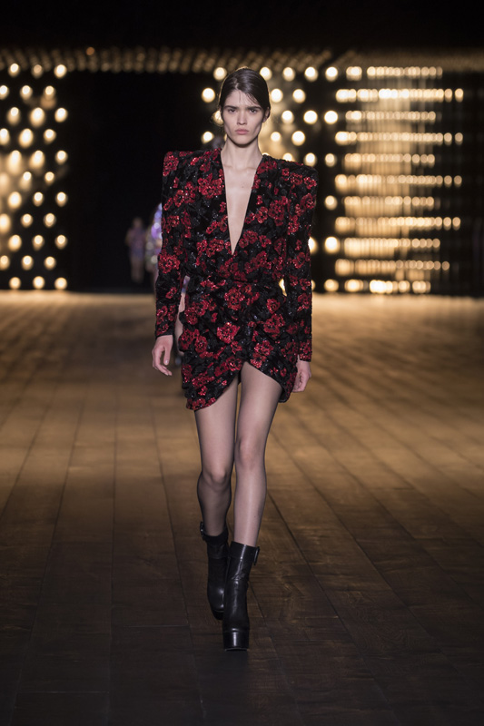 Saint Laurent Fall Winter 2018 2019