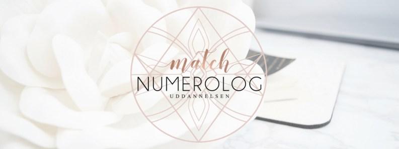 Match Numerolog Uddannelsen - Instituttet for Numerologi