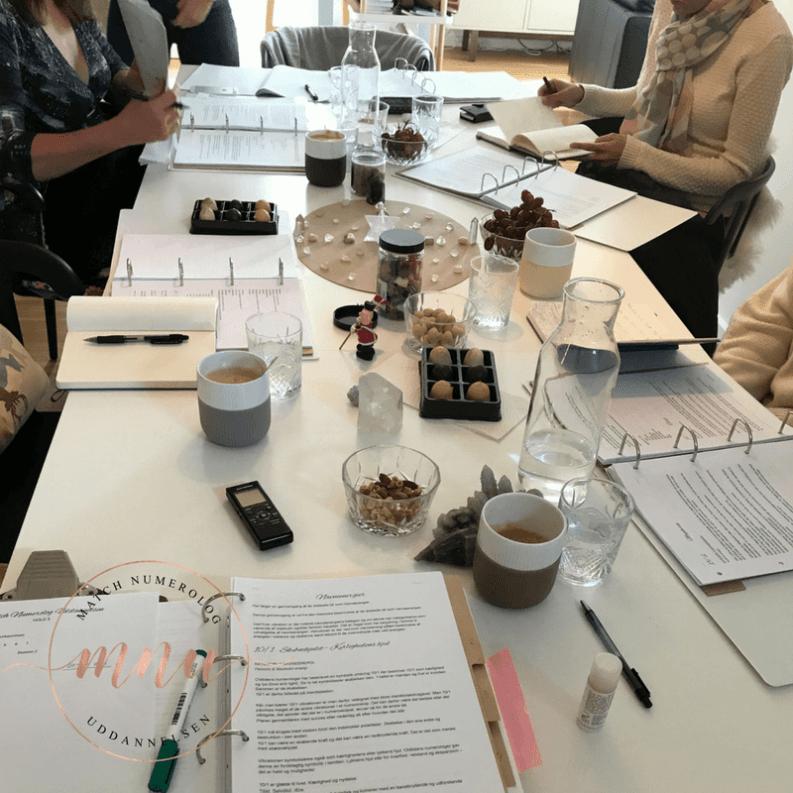 Match Numerolog Uddannelsen -Millicentt Rosamunde - Instituttet for Numerologi