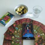 Tarotová karta Osho Zen tarot 4 vody Do vnútra