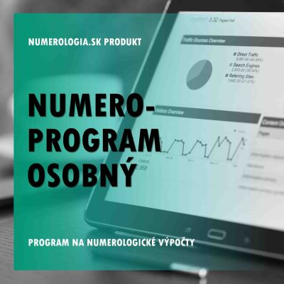 produkt Numero-program Osobný Lite
