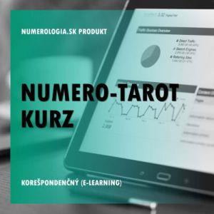 produkt Numero-Tarot Kurz korešpondenčný
