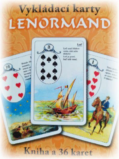 produkt Lenormand karty